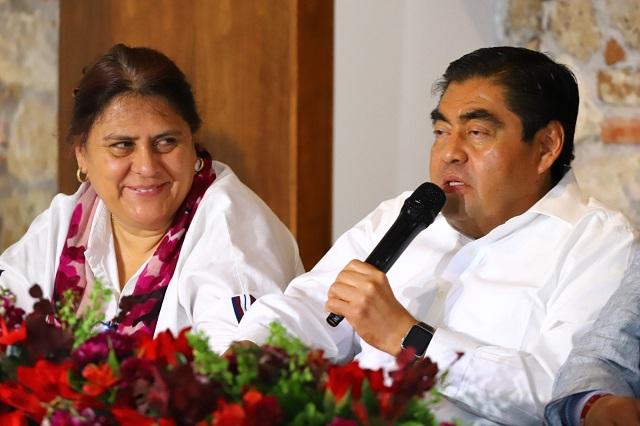 Mi gabinete no será un reparto de cuotas partidistas: Barbosa