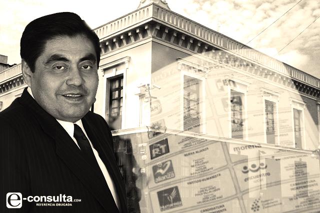 Será Miguel Barbosa candidato a la gubernatura por Morena