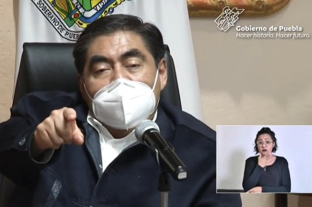 Pide Barbosa a Manzanilla aclarar gasto de partida secreta