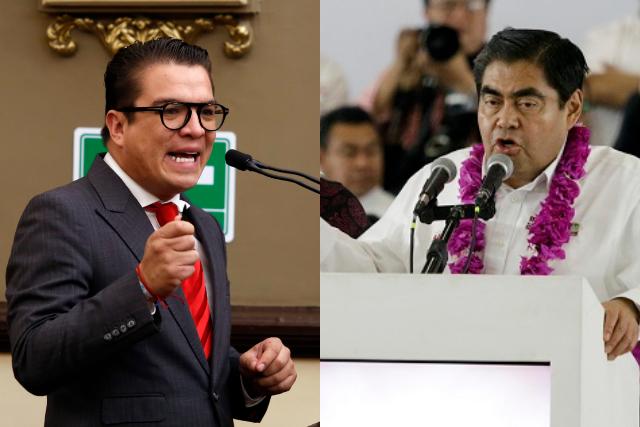 Gerardo Islas criticaba a Barbosa hace 9 meses y hoy lo apoya