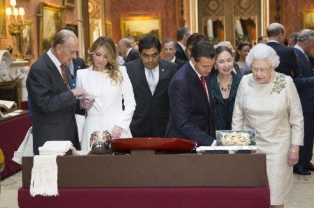 El día que Barbosa durmió en el Palacio de Buckingham
