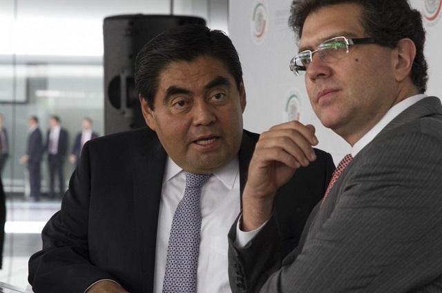 Ríos Píter, de la política a la rectoría de la UDLAP