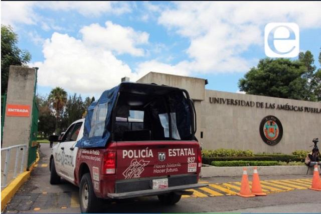 Barbosa quiere apropiarse de la UDLAP: Fundación Jenkins
