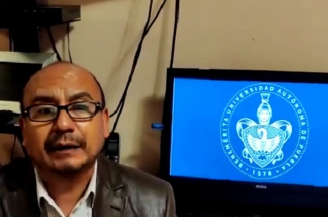 Rechazan en redes sociales persecución de Barbosa a la BUAP