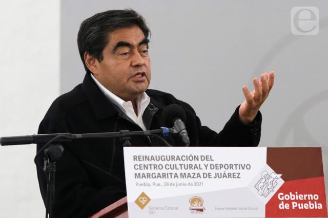 Acusa Barbosa, sindicatos se han vuelto mafias por la disputa de obras