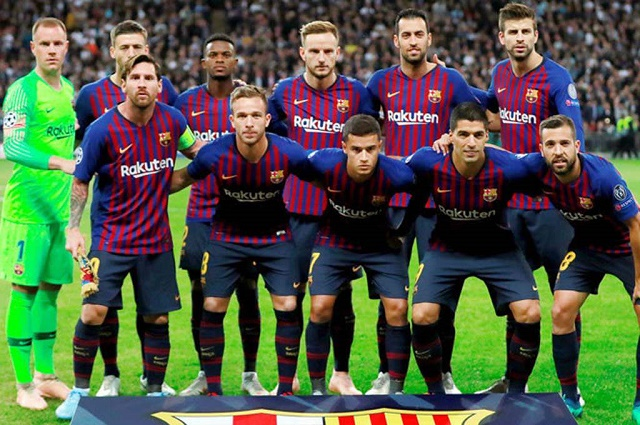 Netflix ya tiene disponible la serie documental del Barcelona, 'Matchday'