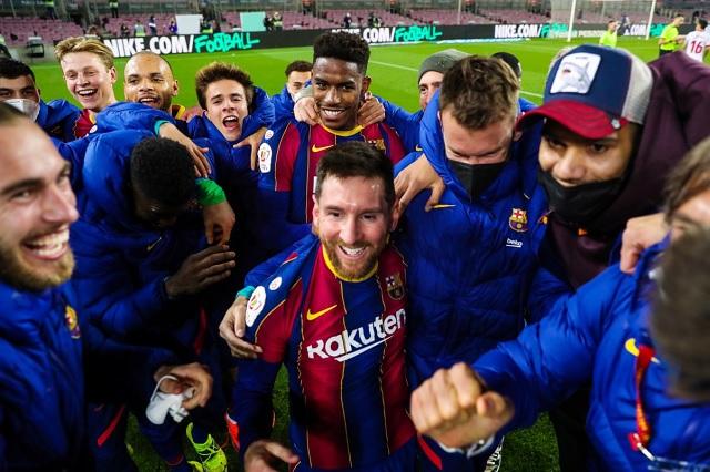 Barcelona logra remontada y clasifica a final de Copa del Rey