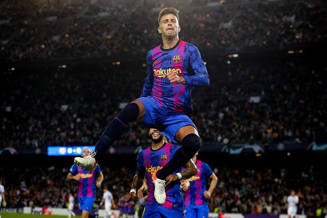 Champions League: Barcelona anota su primer gol y gana 1-0