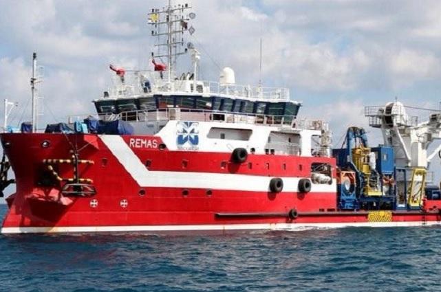 Piratas asaltan barco italiano en el Golfo de México