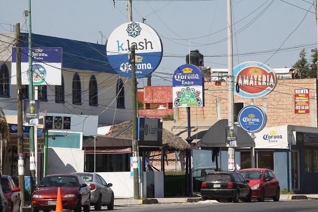 Hasta octubre abrirían bares y antros en Cholula