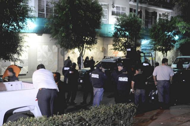 Capturan a 31 narcomenudistas en 2 bares de la Hipódromo Condesa
