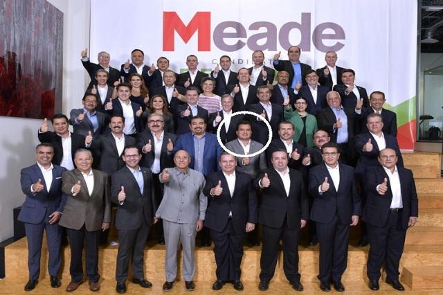 Carlos Barragán dirigirá la campaña de Meade en Puebla