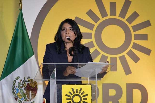 Alejandra Barrales descarta que Mancera sea un estorbo para el Frente