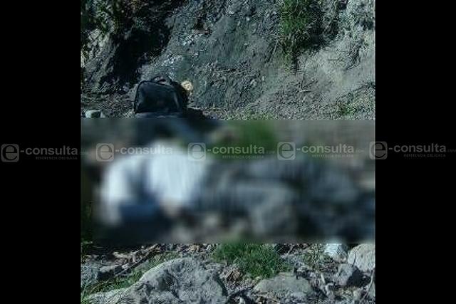 Hallan cadáver de un hombre en Barranca Honda; FGE investiga