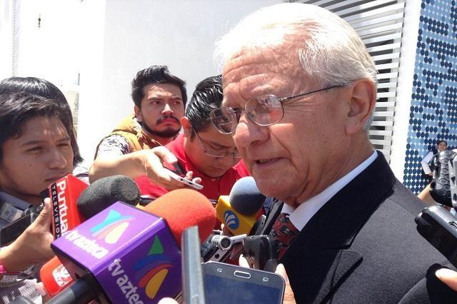 Delegado en Puebla, al margen de proyectada mudanza de SEP