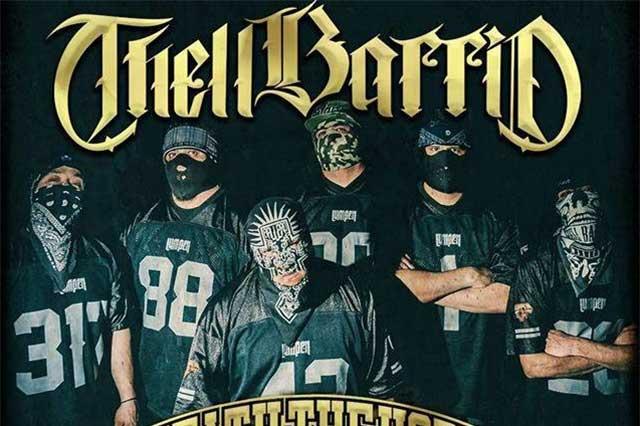 Thell Barrio: Metal para los más aventados