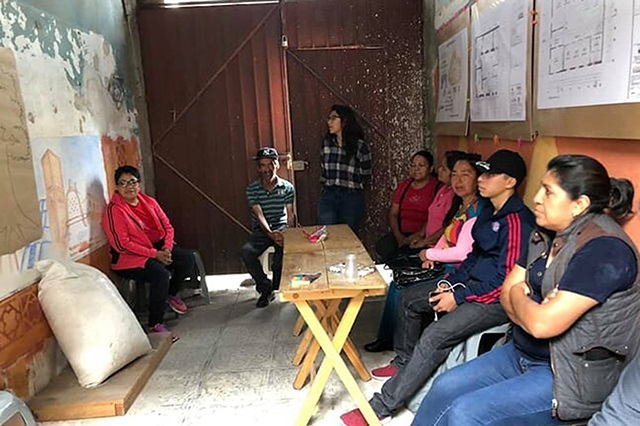 Casa Analco, un proyecto para construir comunidad: BUAP