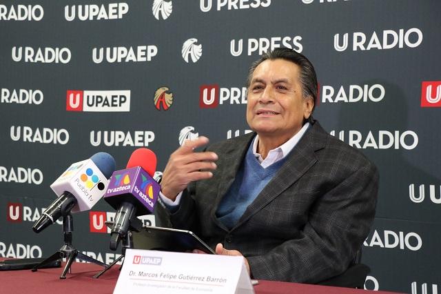 Crucial para Puebla apoyar inversión privada: Gutiérrez Barrón