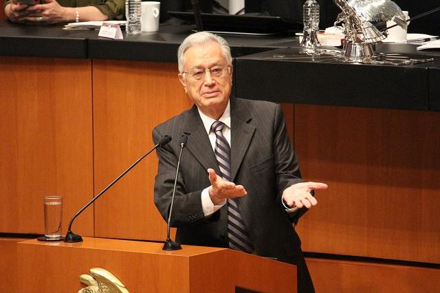 Pide Bartlett anular nombramiento de magistrados electorales