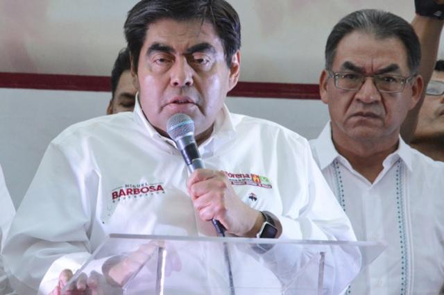 Barbosa demandará a suplente de Monreal por daño moral