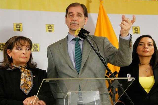 Basave será el jefe de la campaña de Lorena Cuéllar en Tlaxcala
