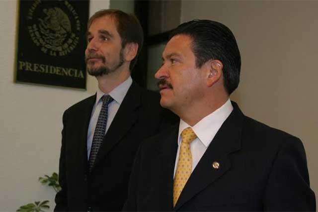 Basave podría renunciar el lunes a la presidencia del PRD