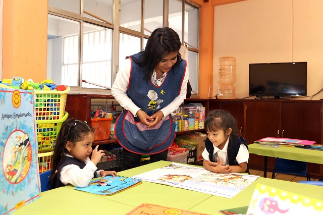 Comienzan preinscripciones para educación básica el 1 de febrero