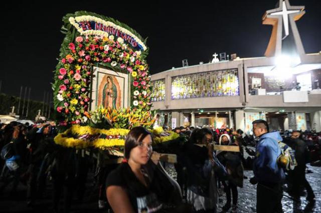 La CDMX reporta que 4 millones de peregrinos han visitado la Basílica