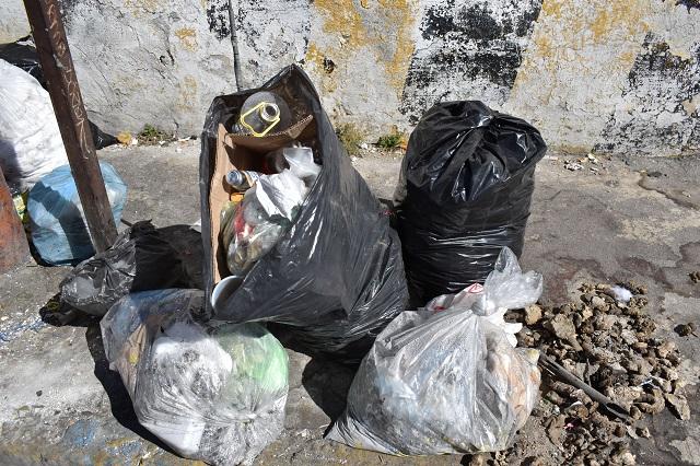 En Atlixco echan abajo cobro de recolección de basura
