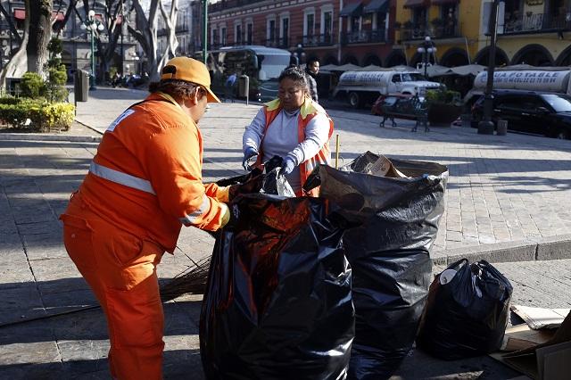 Mexicanos generan diariamente un kilo de desechos por persona