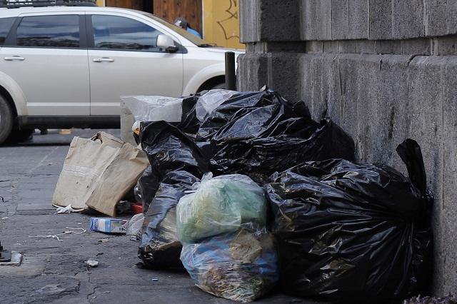 Recogen 30 toneladas de basura del Centro Histórico
