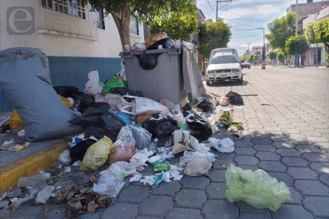 Empresas de Tehuacán ofrecen unidades para recolectar basura