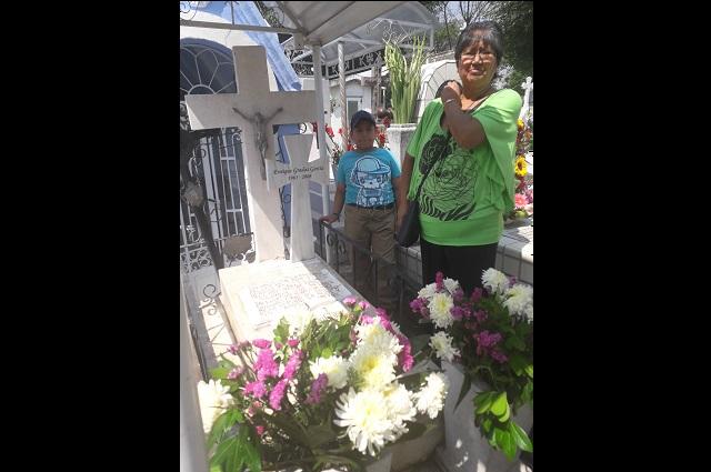 Este 10 de mayo mamás se quedan sin visita en panteón de Atlixco