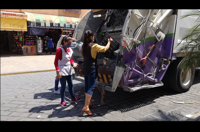 Por falta de producción empresas de Tehuacán suspenden pago de basura