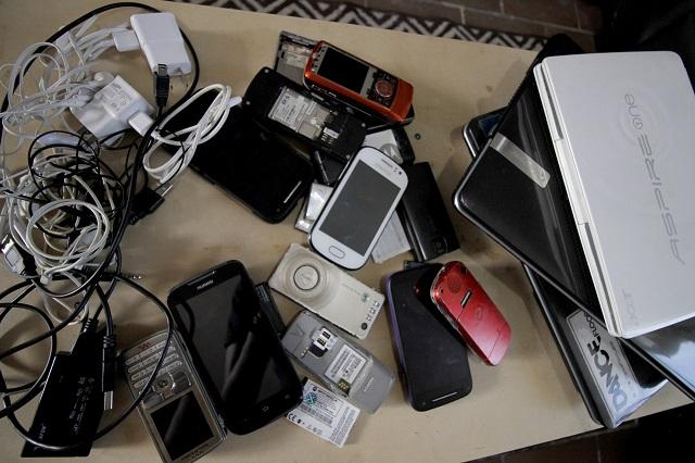 La basura electrónica, un grave peligro para la salud y el medio ambiente