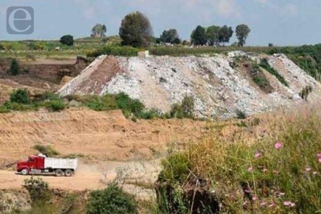 Acusan contaminación por basurero ilegal en Cuautlancingo