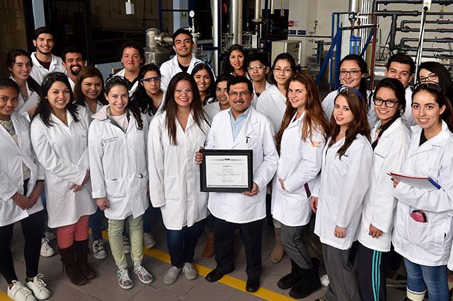 Reacreditan a la licenciatura en Ingeniería de Alimentos UDLAP