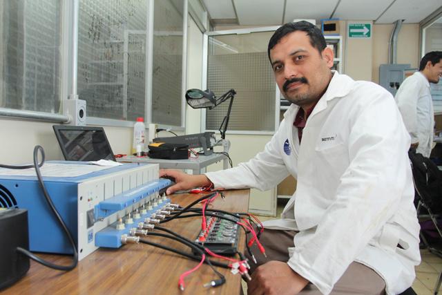 Investigador del IFUAP desarrolla   baterías de alta capacidad