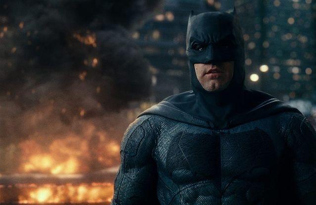 Ben Affleck se volverá a poner el traje de Batman