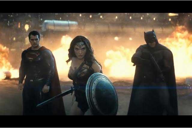 Doomsday, Luthor y la Mujer Maravilla aparecen en Batman vs Superman