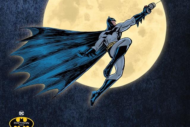 Santas celebraciones: este 18 de septiembre es el Día de Batman