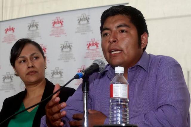 Ex preso político de RMV busca la alcaldía de Ocoyucan