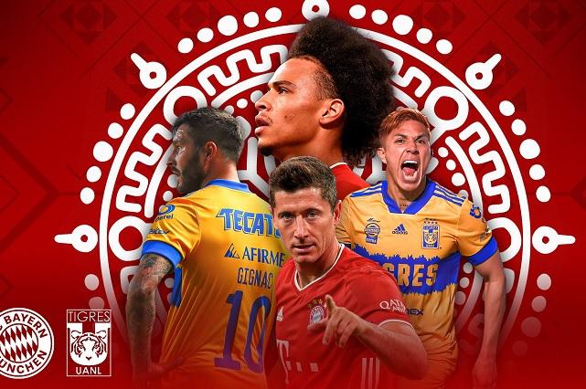 Bayern Munich vs Tigres: la esperada final del Mundial de Clubes