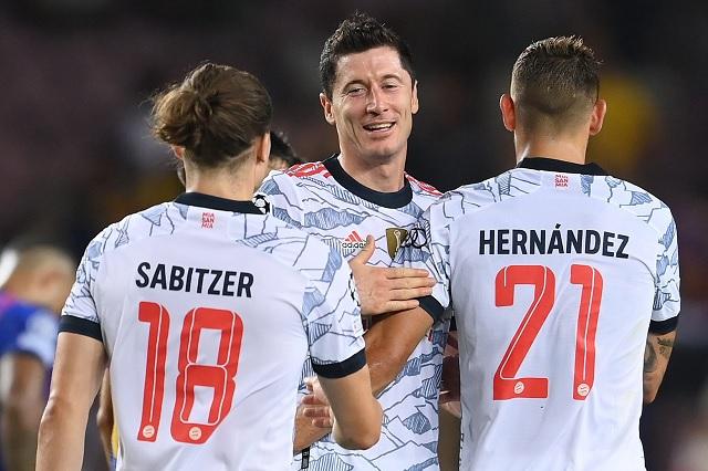 Bayern vuelve a humillar a Barcelona en Champions League