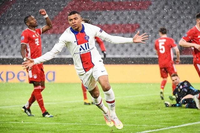 Una final adelantada: PSG le roba la victoria al Bayern de Múnich en Champions