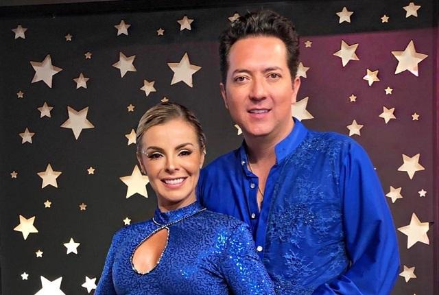 Bazooka Joe y Fernanda López se despiden de Las Estrellas Bailan en Hoy