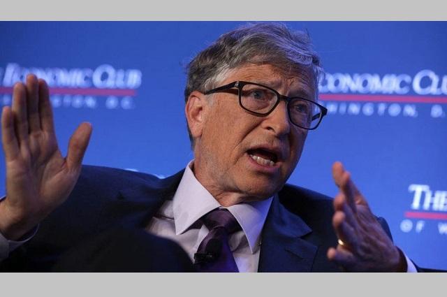 Bill Gates ve en el 2022 el final de la pandemia