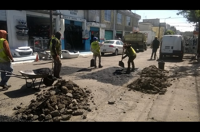 Arreglo de calles y bibliotecas, las obras para Puebla capital en 2019