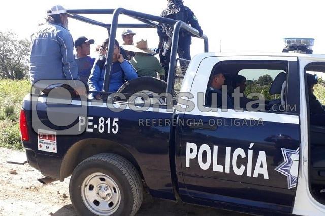 Armados entran a bachillerato de Cañada y roban 40 celulares