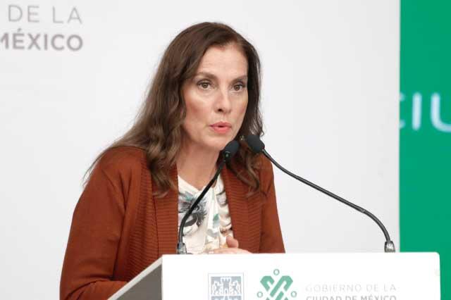 Gutiérrez Müller condena críticas a Lily Téllez